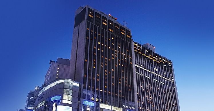 Lotte Hotel, Seoul